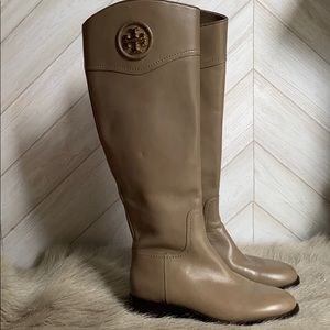 New Tory Burch riding boots 6